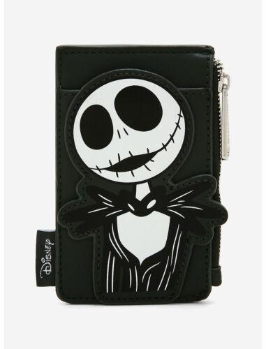 Loungefly Nightmare Before Christmas Jack Skellington Cardholder ID Wallet