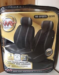 Car Seat Covers - WR Sports Earlwood Canterbury Area Preview