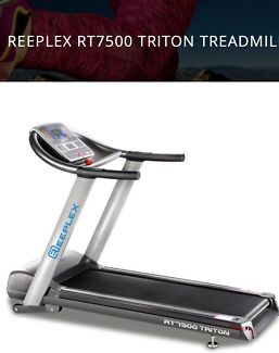 Wanted: 1 Year Old Commercial Grade Treadmill - Reeplex RT7500