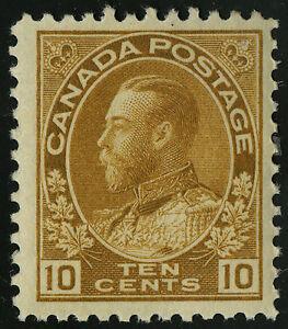 Canada-1925-Unitrade-118b-F-MLH