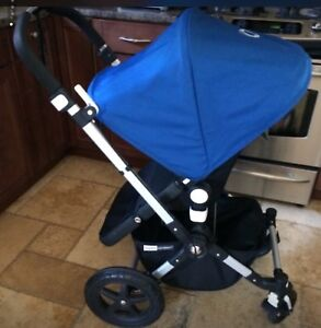Bugaboo chameleon 3 stroller with car seat