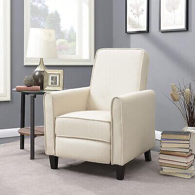 Recliner Chairs Living Room RV Recline Club Chair Home Furni