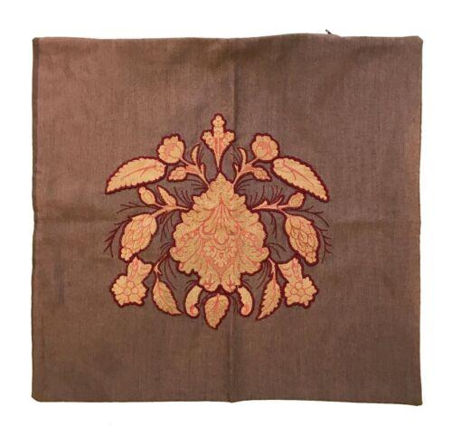 17th century Applique Pillowcase