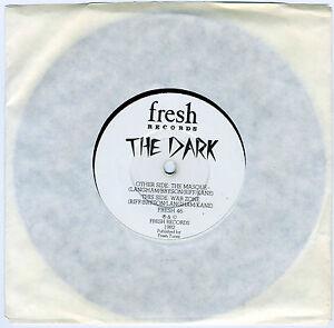 THE-DARK-The-Masque-War-Zone-7-new-unplayed-punk-rock-1982