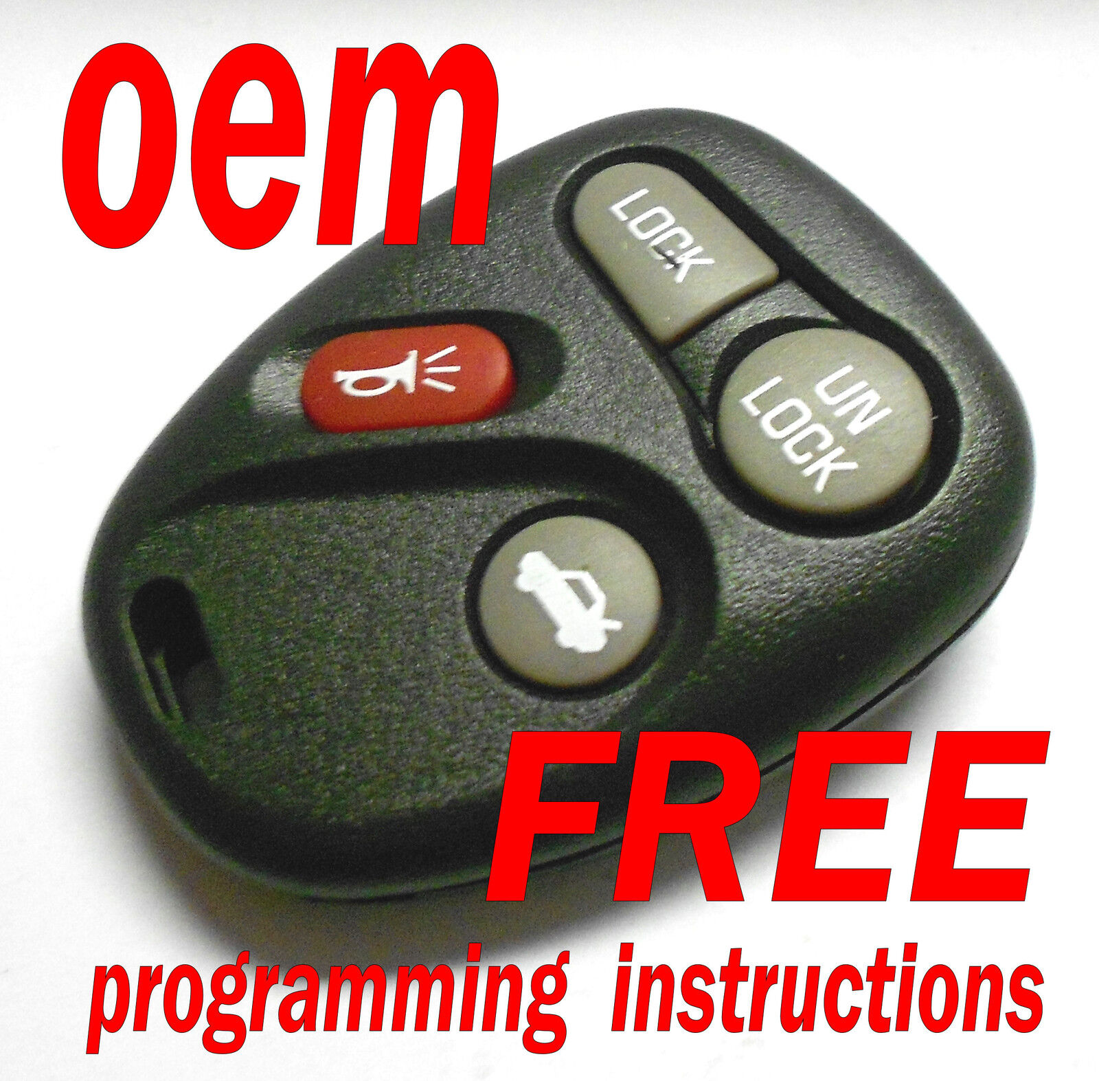 2006 2015 Gm Keyless Entry Remote Fob 4b Remote Start Ouc60270