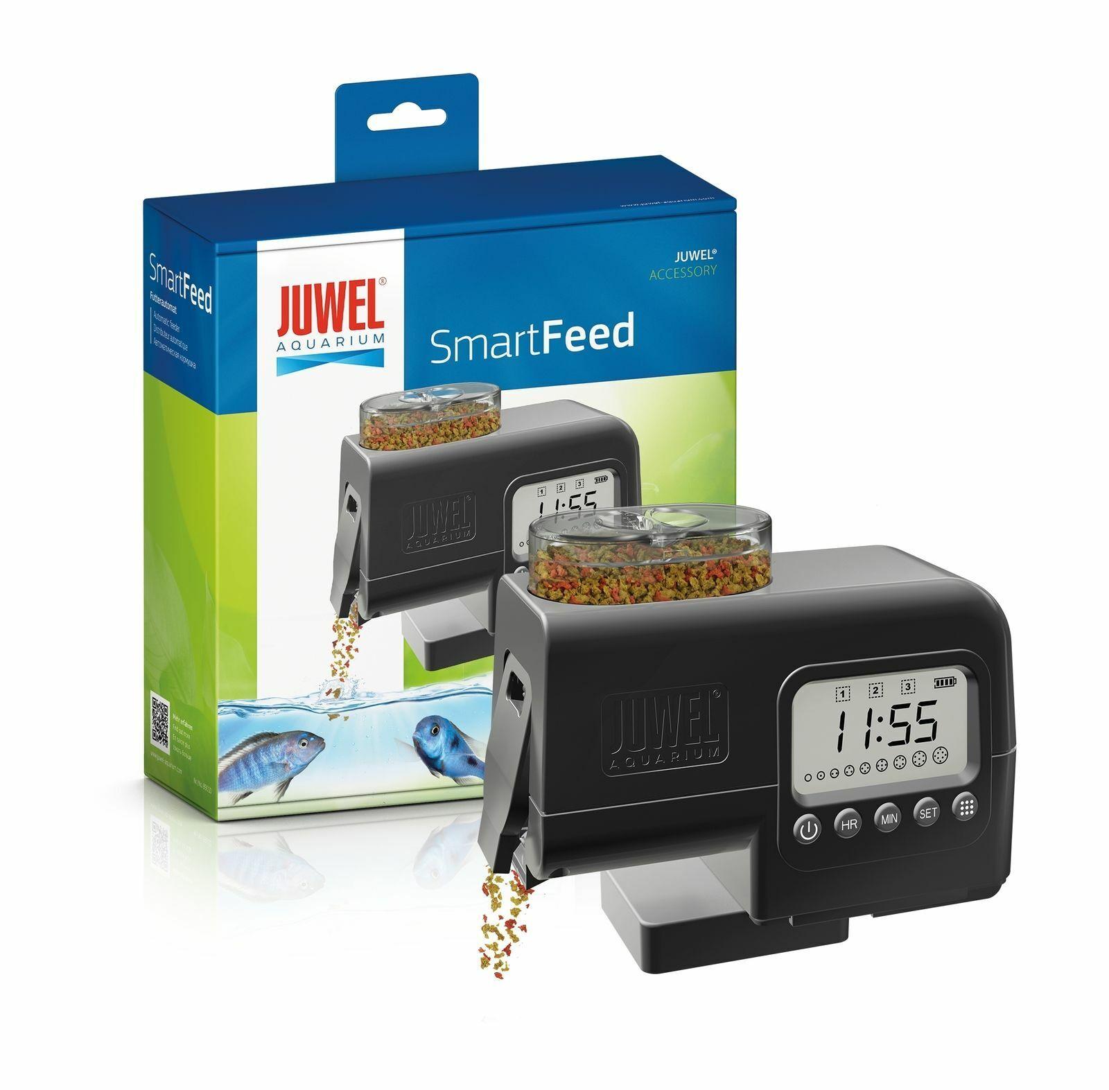 JUWEL Futterautomat für Aquarien Smart Feed  Nr.89010  Premium-Automat   19829