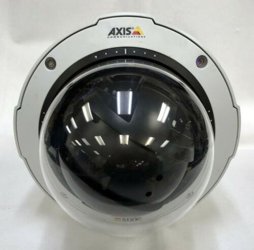 AXIS Q6045-E PTZ Exterior Dome Network Camera zoom 6 Month Warranty