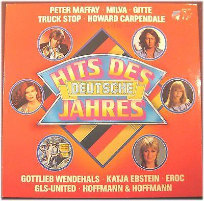 Deutsche Hits des Jahres, VA Sampler,vg/vg  LP (8226)