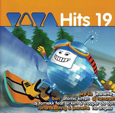 Audio Sampler-Viva Hits 19 (CD1+2)- Doppel CD