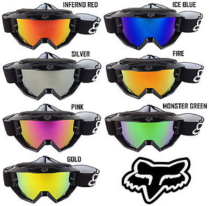 Mtb goggles fox