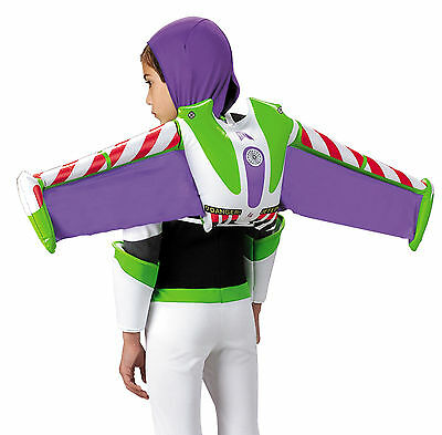 BUZZ LIGHTYEAR TOY STORY INFLATABLE JET PACK COSTUME DRESS ADULT OR KIDS DG11204 (Buzz Lightyear Costume Jet Pack)