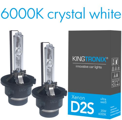 Paar Xenon D1S D1C D1R 6000K Weiß 35W 42V Lampen Xenonlicht Birne