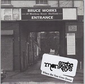 Arctic-Monkeys-When-The-Sun-Goes-Down-7-EU-Vinyl-45-New-Shrinkwrapped