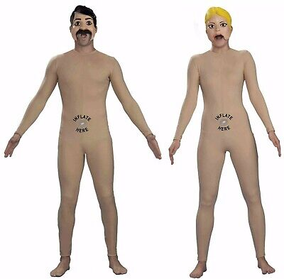 Costume For Couple (**INFLATABLE DOLL COUPLE)