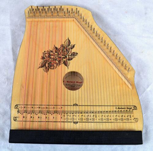 Akkordzither Guitars - Mandolin - Zither 100/3 Alder Guitar Mandoline- Zither