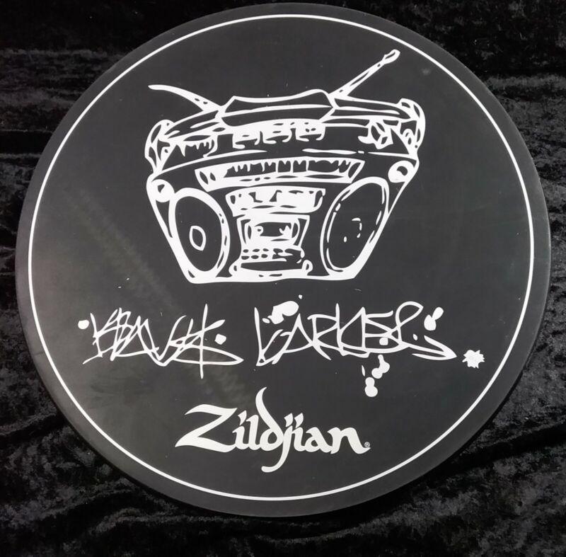 "Travis Barker 12"" Drum Practice Pad by Zildjian"