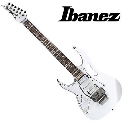 Ibanez JEM JR Junior Lefty Left Handed Steve Vai Signature White Electric Guitar segunda mano  Embacar hacia Argentina