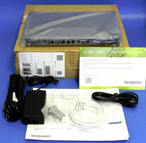 NEW Juniper Networks SRX300 Services Gateway - security appliance Free Shipping