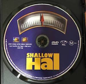 DVD - Shallow Hal Caboolture South Caboolture Area Preview