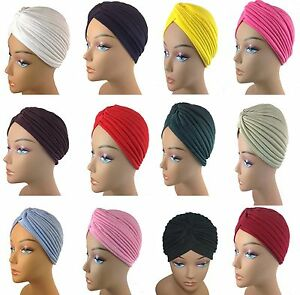 1pc-High-Quality-Very-Stretchable-Turban-Hat-Cap-12-Different-Colors