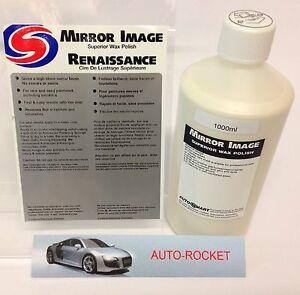 Autosmart Mirror Image 1 Litres Premium Car Polish wax