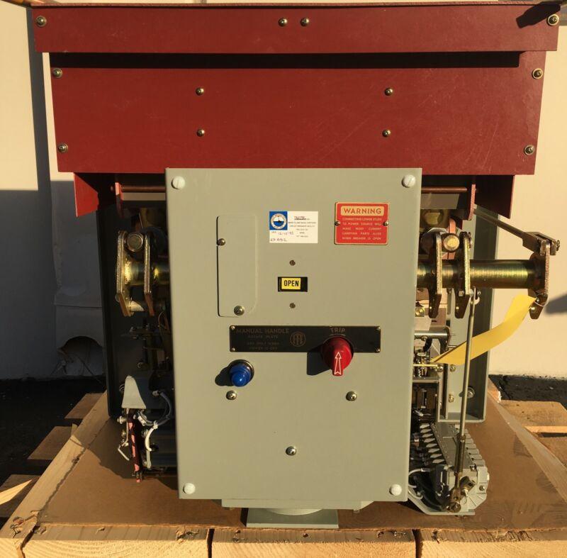 KNS4000HRA Gould Navy Circuit Breaker ACB4000HR