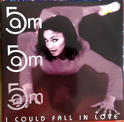 "5AM - I COULD FALL IN LOVE,  UK,  Coliseum,  12""  TOGA 010T,  '96, usado segunda mano  Embacar hacia Mexico"