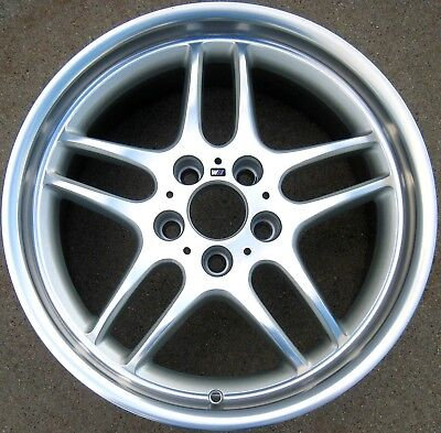 OEM Original 18 BMW 740i 750i M Parallel Front Wheel Factory Style 37 59271
