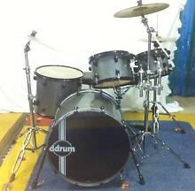 ddrum Defiant 5 piece drum kit Laidley Lockyer Valley Preview