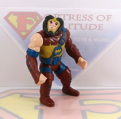 Vintage 1985 Kenner DC Super Powers Kalibak Action Figure ~Left Leg READ