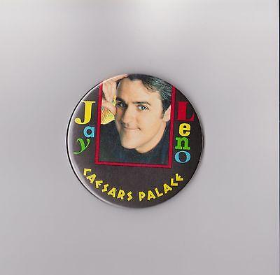Jay Leno Caesars Palace Concert Pin-Free Shipping!