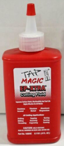 4oz BOTTLE TAP MAGIC, EP-EXTRA OR ALUMINUM OR PROTAP - SEE DROP DOWN