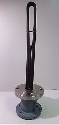 Watlow 7-18-108-1 Water Heating Heater Element 208v 2.25kw 3ph Nnb