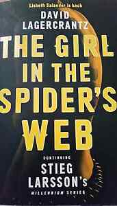 The Girl In The Spiders Web St Marys Penrith Area Preview