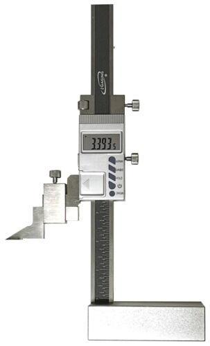 """0-6""""/150mm Electronic Digital Height Gage with Output"""