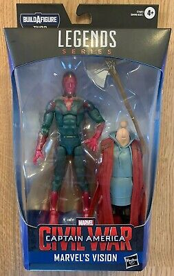 Marvel Legends VISION Fat Thor Wave Civil War NEW in Box MINT Free Shipping!