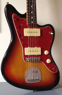 Fender Jazzmaster MIJ Sunburst