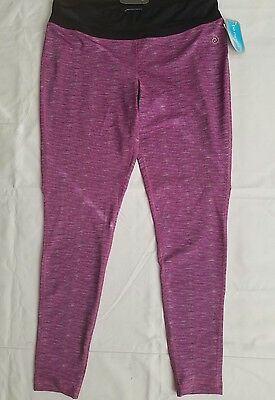 Womens Size Large Be Inspired Tight Fit Leggings Performance Quick Dry