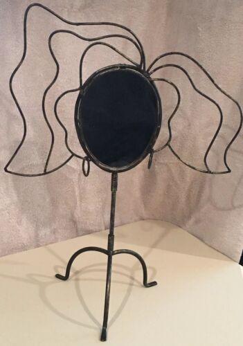 Decorative Freestanding Iron Tabletop/Vanity Woman Design Mi