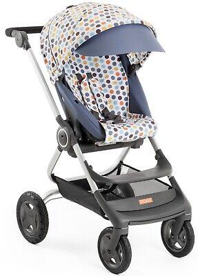 Stokke Stroller Seat Style Kit- Soft Dots