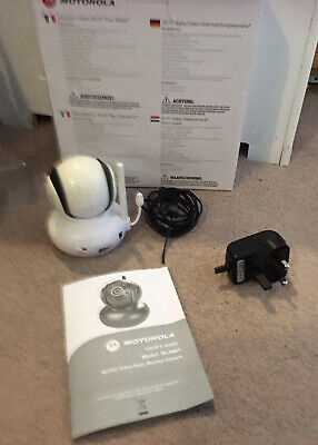 Video Baby Monitor Camera Motorola Blink 1 With Wi-Fi