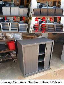 Storage Cabinet Tambour Door. Elizabeth East Playford Area Preview