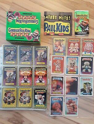 Garbage Pail Kids. Flashback Series 1. master set. Trading Cards. Mint.