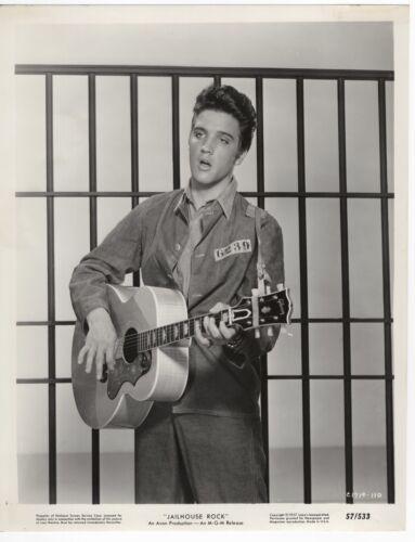"""Elvis Presley """"JailHouse Rock"""""""