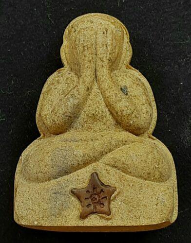 Thai Amulet-Phra Kring Pidta-LP Arb-Wat AomNoi-Som Pardtana Ver-1993-Powder-BT21