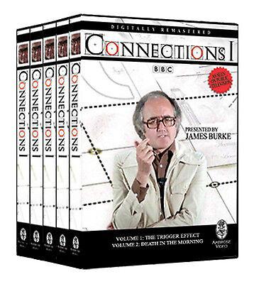 Connections 1  5   Disc Set   Dvd  2007  5 Disc Set