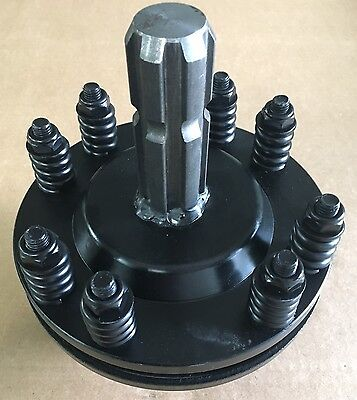 Independent Slip Clutch 1-38 6 Spline Both Ends To Add To Your Pto Shaft