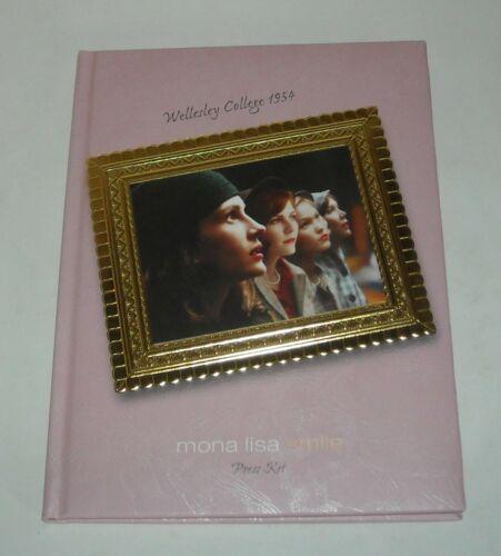 2003 MONA LISA SMILE PROMO MOVIE PRESSBOOK JULIA ROBERTS STILES KIRSTEN DUNST