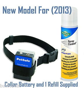 INNOTEK PETSAFE SPRAY ANTI BARK STOP CITRONELLA DOG COLLAR