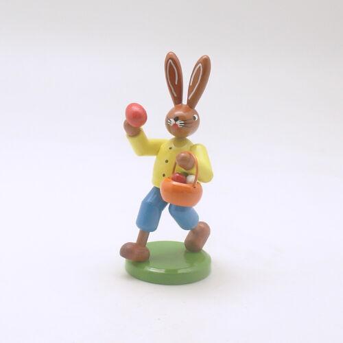 Easter Decoration Wood Rabbit Erzgebirge Germany